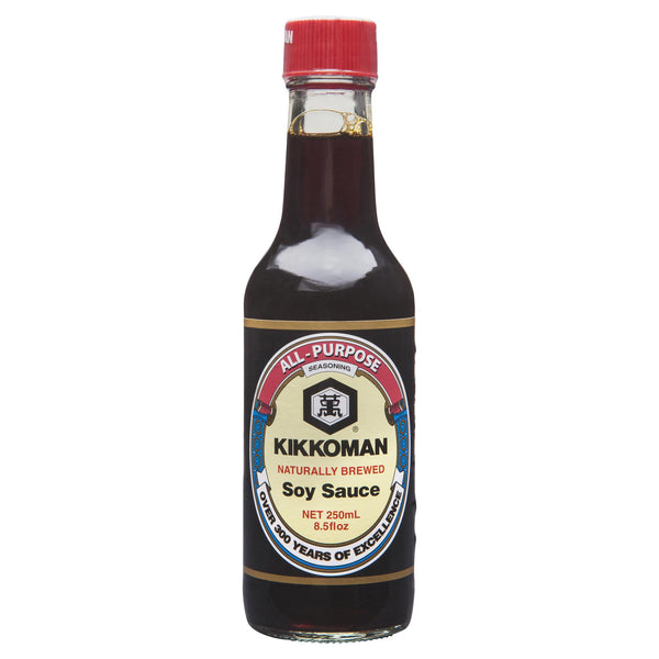 Kikkoman Soy Sauce 250ml , Grocery-Asian - HFM, Harris Farm Markets  - 1