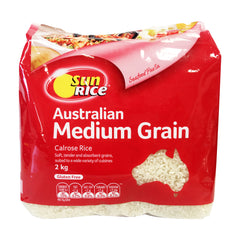 Sunrice - Rice Australian Medium Grain (2kg)