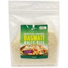 Chef's Choice - Basmati White Rice - Organic