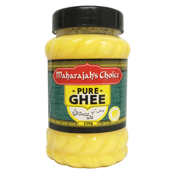 Maharajahs Choice - Pure Ghee (220g)