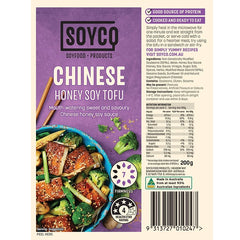 Soyco Chinese Honey Soy Tofu | Harris Farm Online
