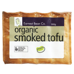 Earnest Bean - Tofu Organic - Smoked (300g)