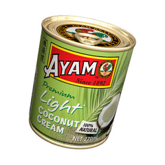 Ayam - Coconut Cream - Light (270ml)