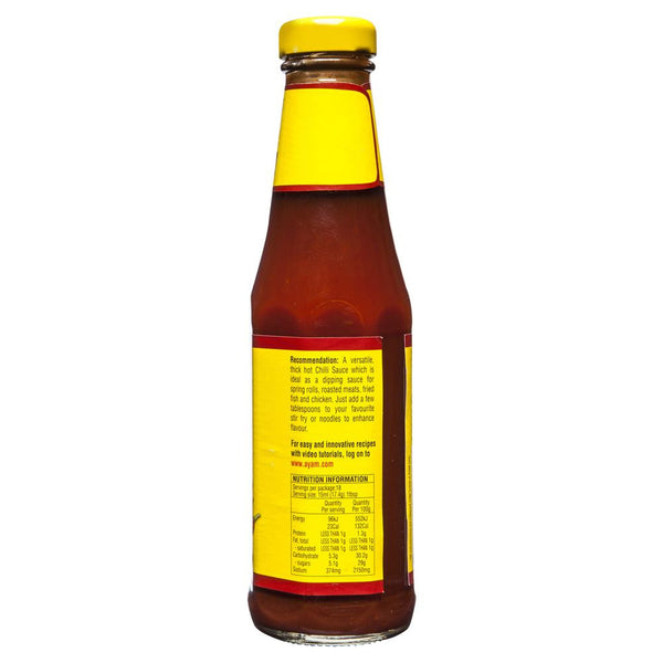 Ayam Chilli Sauce 275ml , Grocery-Asian - HFM, Harris Farm Markets  - 2