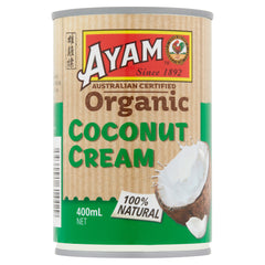 Ayam - Coconut Cream - Organic (400mL)