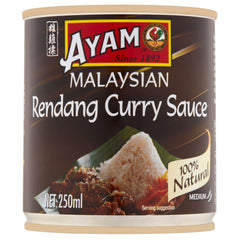 Ayam - Sauce Malaysian - Rendang Curry (Medium Hot, 250g)
