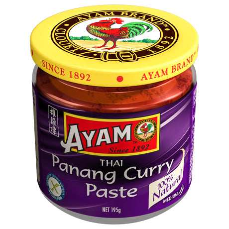 Ayam - Thai Panang Curry Paste (195g)