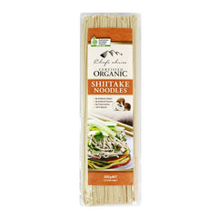 Chefs Choice - Noodles Organic Shiitake (200g)