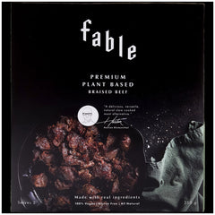 Fable Plant Based Braised Beef | Harris Farm Online