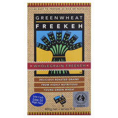 Greenwheat Whole Grain Freekeh 400g , Grocery-Grains - HFM, Harris Farm Markets  - 1