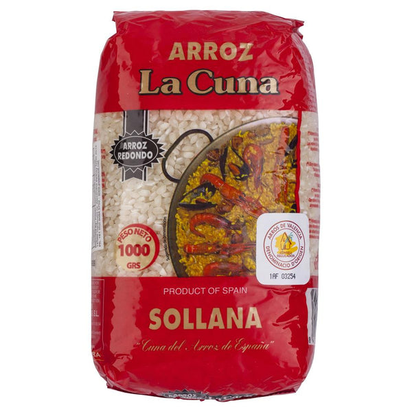 Arroz La Cuna Sollana 1000g , Grocery-Grains - HFM, Harris Farm Markets  - 1