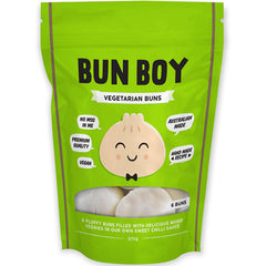 Bun Boy Vegetarian Buns | Harris Farm Online