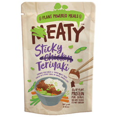 Eaty - Plant Powered Meals - Sticky Teriyaki (360g)