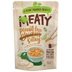 Eaty - Plant Powered Meals - Peanut Free Satay (360g)