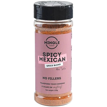 Mingle Spicy Mexican Seasoning | Harris Farm Online