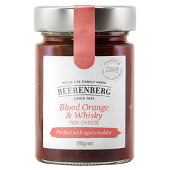 Beerenberg - Paste - Blood Orange & Whisky | Harris Farm Online