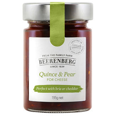 Beerenberg - Paste - Quince & Pear | Harris Farm Online