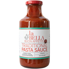 La Bella Traditional Pasta Sauce | Harris Farm Online