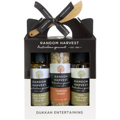 Random Harvest Dukkah Entertaining Carry Case | Harris Farm Online