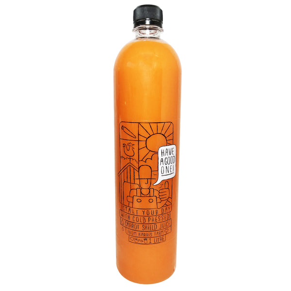 Harris Farm - Juice Cold Pressed - Carrot Shield (1L)