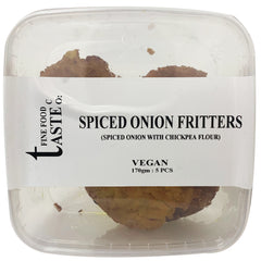 Taste Fine Food Spices Onion Fritters 170g