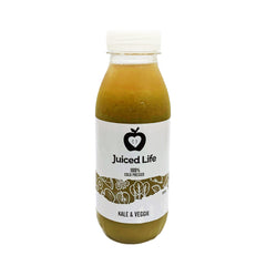 Juiced Life Cold Pressed Kale and Veggie Juice | Harris Farm Online