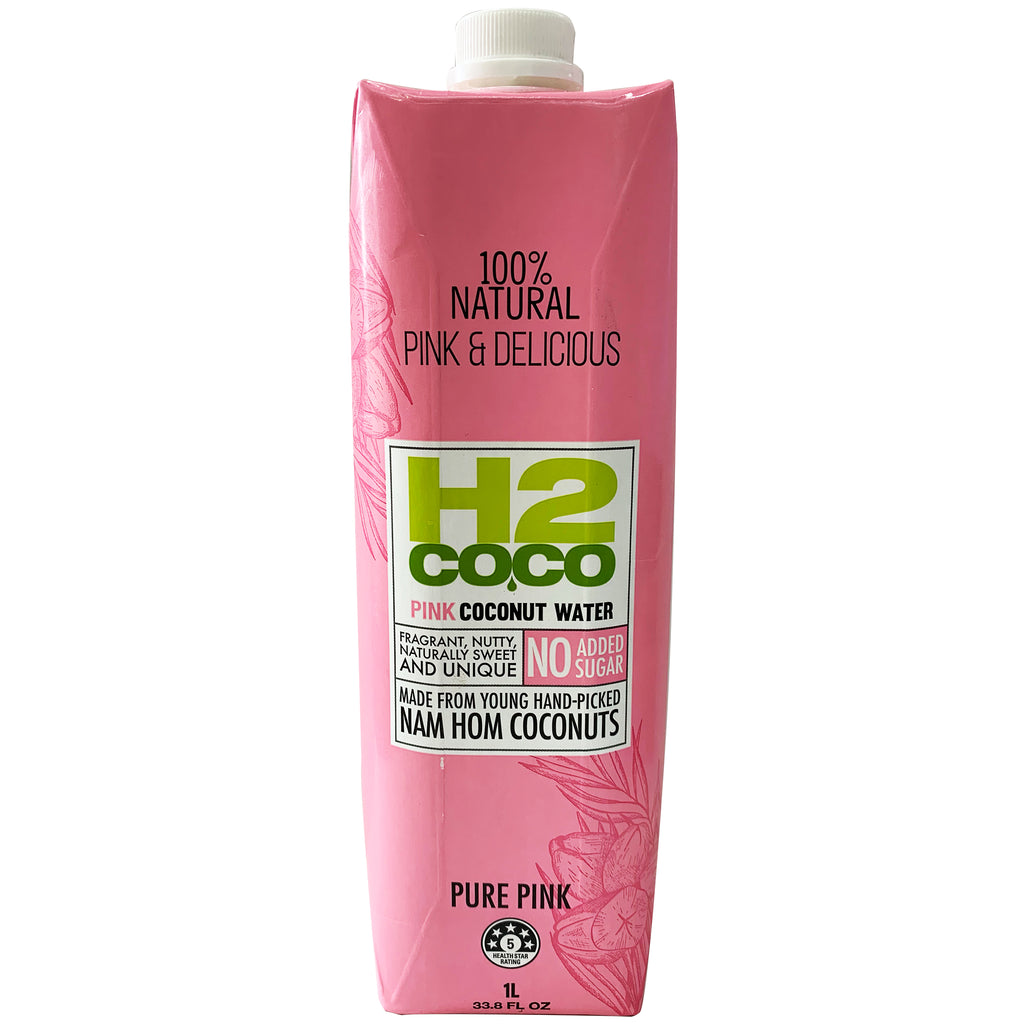 fba882978d H2Coco - Pure Pink Coconut Water (1L)