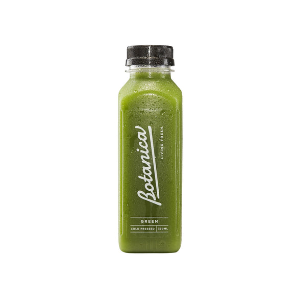 Botanica Cold Pressed Green 370mL , Frdg1-Drinks - HFM, Harris Farm Markets  - 1