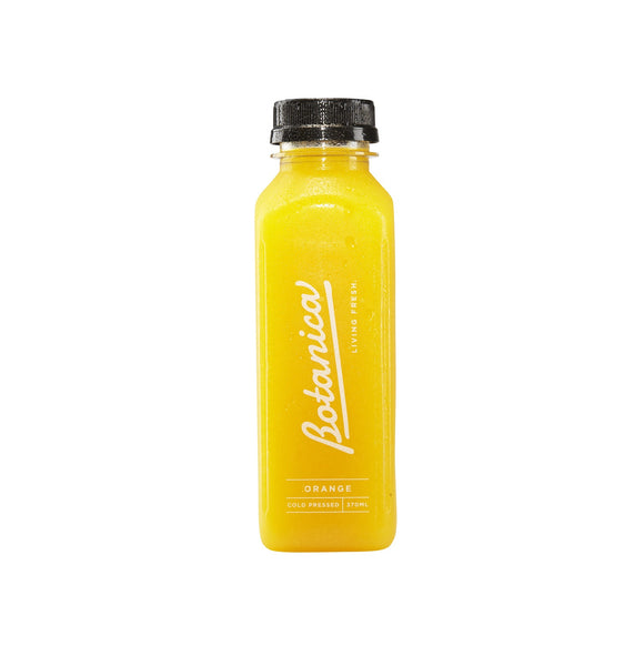 Botanica Cold Pressed Orange 370mL , Frdg1-Drinks - HFM, Harris Farm Markets  - 1