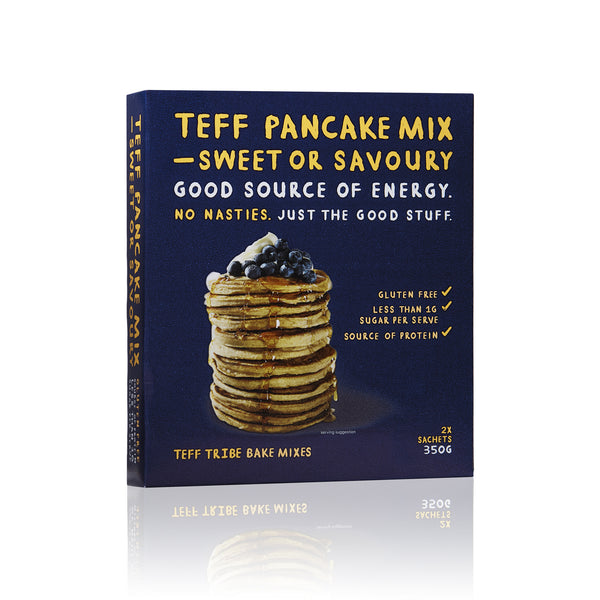 Teff Tribe Pancake Mix 350g
