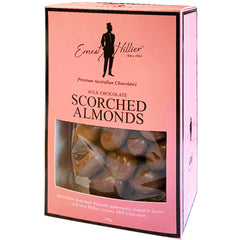 Ernest Hillier Milk Chocolate Scorched Almonds | Harris Farm Online
