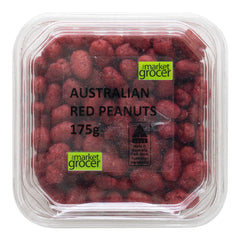 The Market Grocer - Peanuts Red (175g Tub)