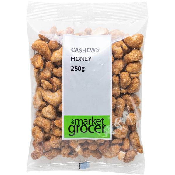 The Market Grocer - Cashews Honey (250g)