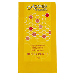 Delicaseys Chocolates Hokey Pokey 140g , Grocery-Confection - HFM, Harris Farm Markets  - 1