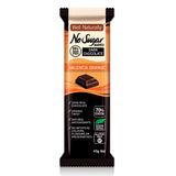 Well Naturally - Dark Chocolate Bar - Valencia Orange (45g)