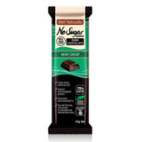 Well Naturally - Dark Chocolate Bar - Mint Crisp (45g)