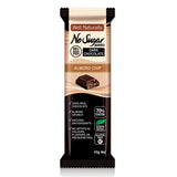 Well Naturally - Dark Chocolate Bar - Almond Chip (45g)