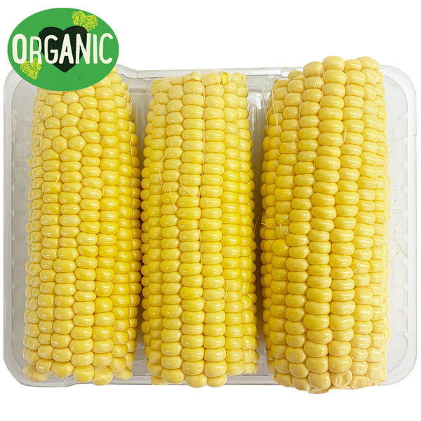 Corns Sweet - Organic Prepacked (2pk)