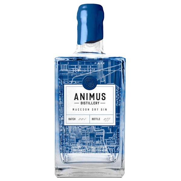 Animus Distillery Macedon Dry Gin | Harris Farm Online