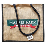 Harris Farm - Jute Bag (1 x Reuseable Bag)