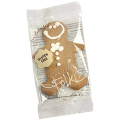 Gingerbread Folk Gingerbread Man Gluten Free 30g