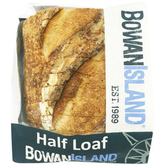 Bowan Island - Bread Sourdough - White (Half Loaf, 400g)