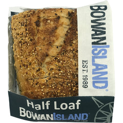 Bowan Island - Bread Sourdough - Quinoa Grains & Seeds (Half Loaf, 400g)