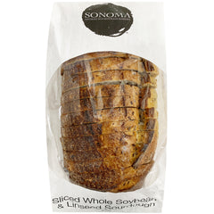 Sonoma Sliced Whole Soybean and Linseed Sourdough | Harris Farm Online