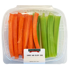 Harris Farm - Carrot and Celery Precut | Harris Farm Online