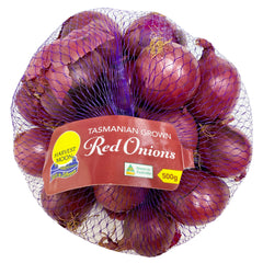 Onions Pickling Red (500g in net)
