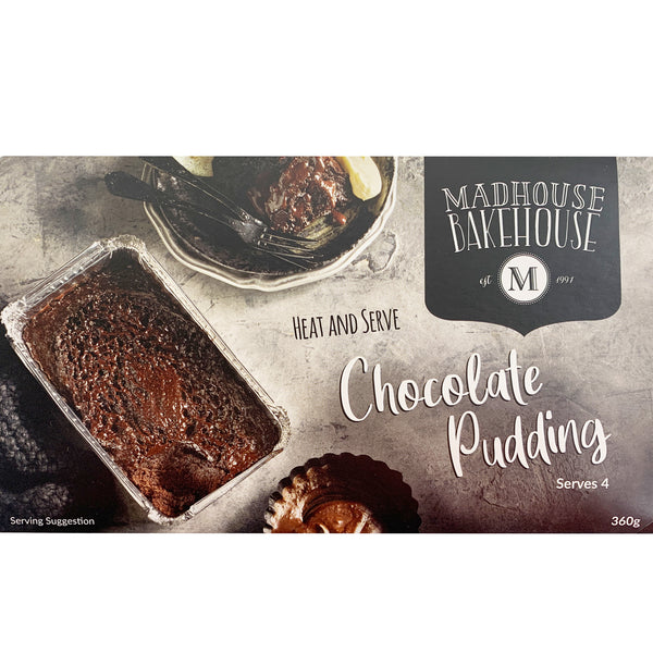 Madhouse BakeHouse Chocolate Pudding | Harris Farm Online