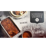 Madhouse BakeHouse Sticky Date Pudding | Harris Farm Online