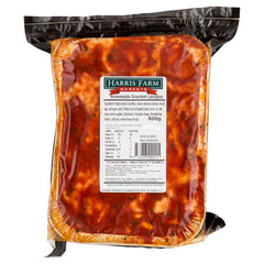 The Cottage Lasagna Gourmet 800g , Frdg3-Meals - HFM, Harris Farm Markets