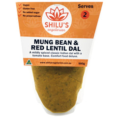 Shilu Mung Bean and Red Lentil Dal | Harris Farm Online
